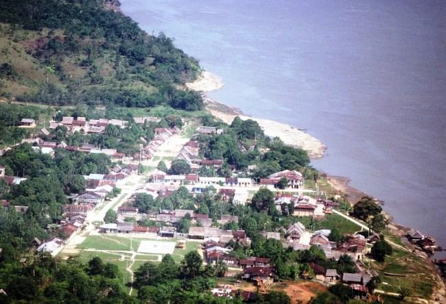 Икитос  город в дебрях Амазонки 4