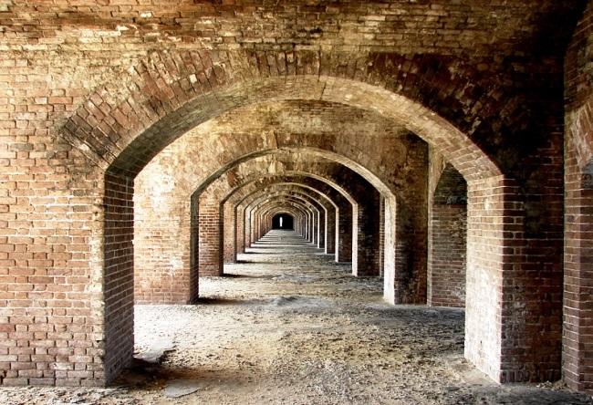 Форт который стоит на воде  Джефферсон 5
