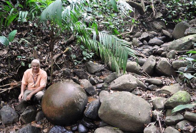 Каменные шары Сан-Хосе 2