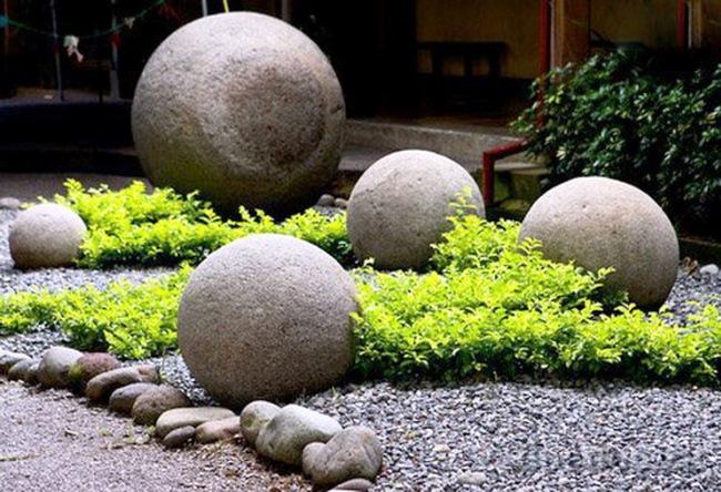 Каменные шары Сан-Хосе 4