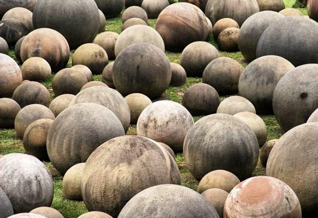 Каменные шары Сан-Хосе 5