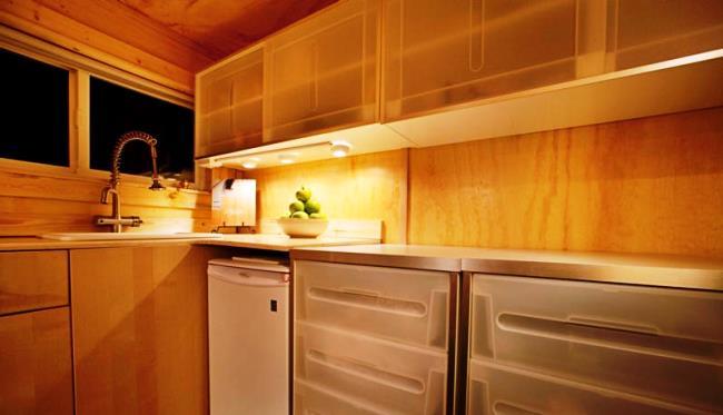 Компактные но двухэтажные квартирки 2