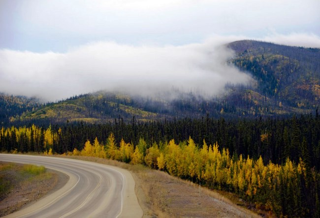 Highway Dalton Highway most most road in several categories 5