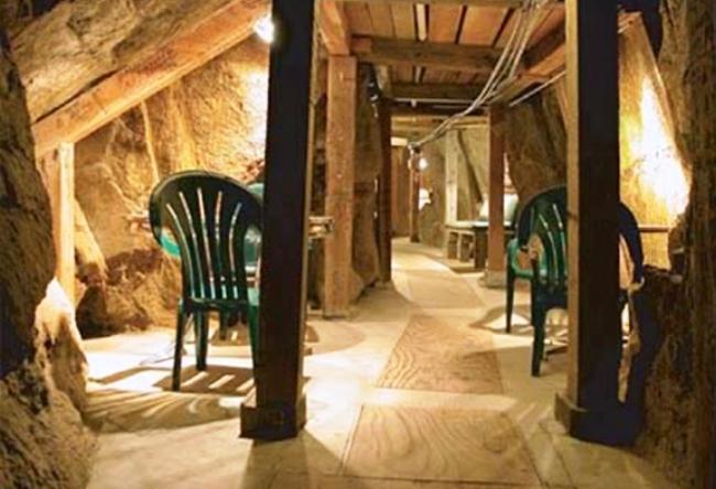 Radon mines in Montana 2