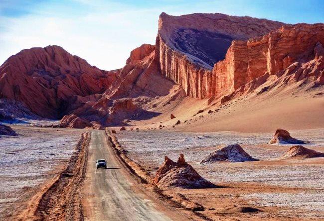 Atacama  a place with no rains 2