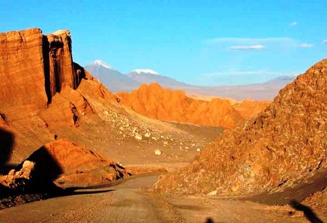 Atacama  a place with no rains 3