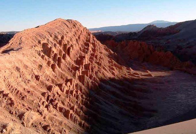 Atacama  a place with no rains 4