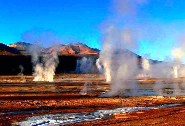 Atacama  a place with no rains 5