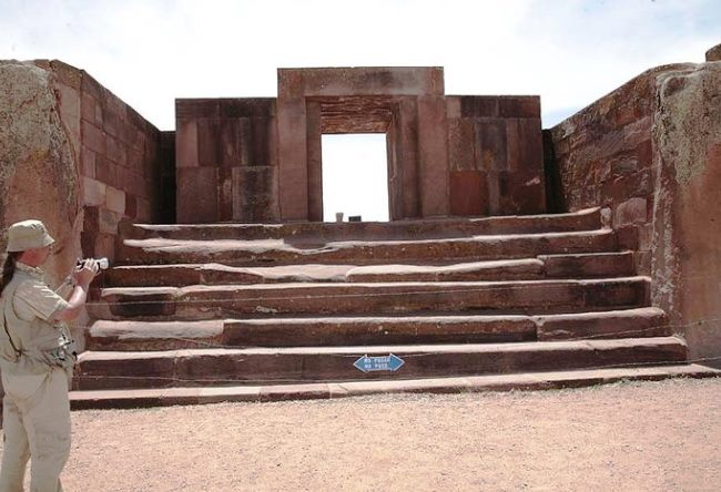 Mysterious Gate of the Puma in Bolivia 2