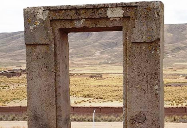 Mysterious Gate of the Puma in Bolivia 4