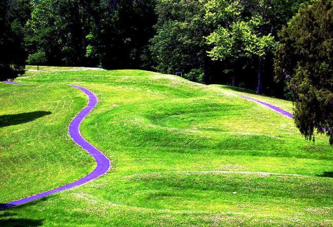 The Great Serpent Mound in Serpent Mound 2