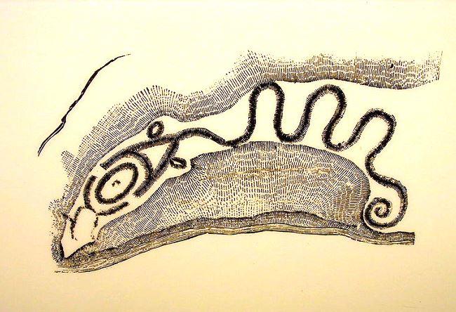 The Great Serpent Mound in Serpent Mound 3