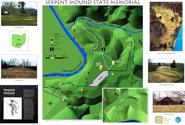 The Great Serpent Mound in Serpent Mound 4