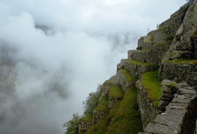 Abandoned paradise Machu Picchu 3