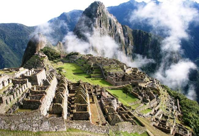 Abandoned paradise Machu Picchu 4
