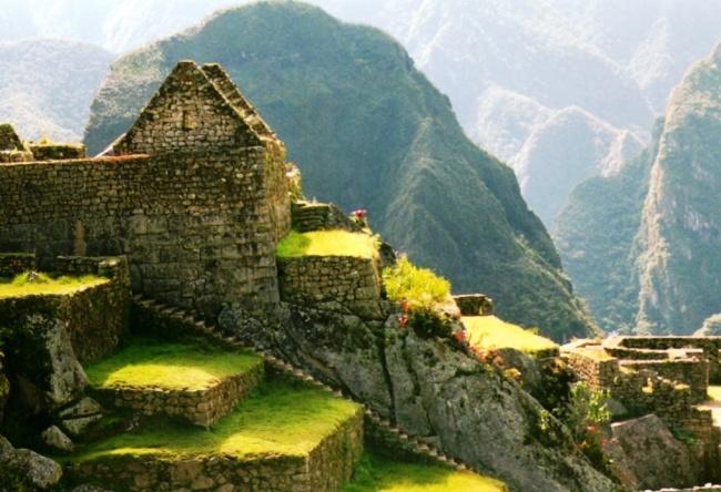 Abandoned paradise Machu Picchu 5