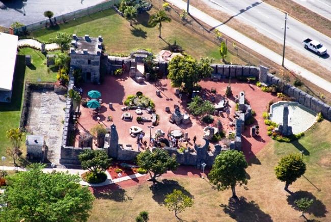 Coral Castle megalithic mystery remained a mystery 2