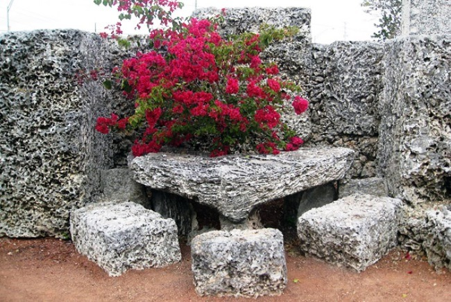 Coral Castle megalithic mystery remained a mystery 3