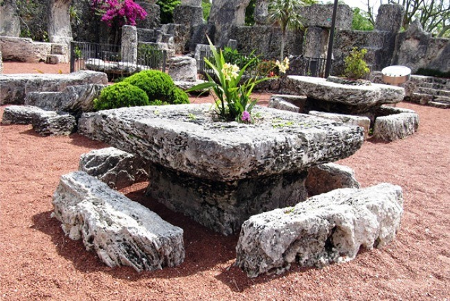 Coral Castle megalithic mystery remained a mystery 5