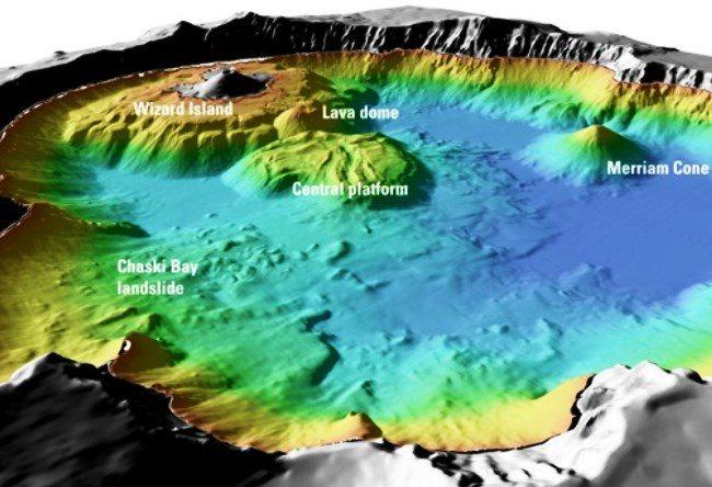 Oregon Crater Lake 4