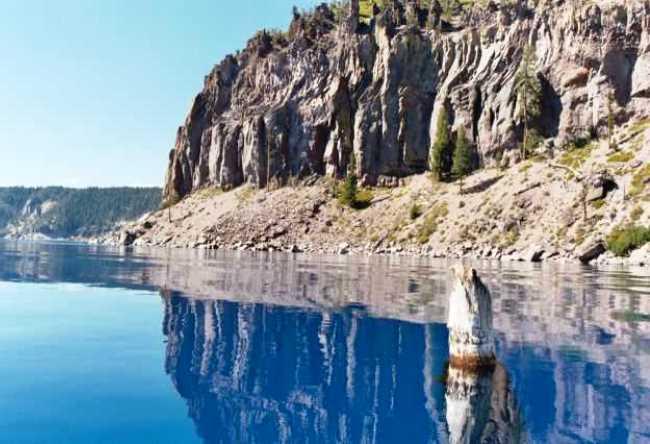 Oregon Crater Lake 5