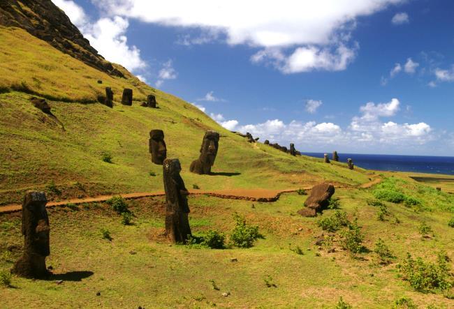 Rano Kau Volcano Easter Island 2