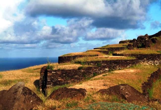 Rano Kau Volcano Easter Island 4