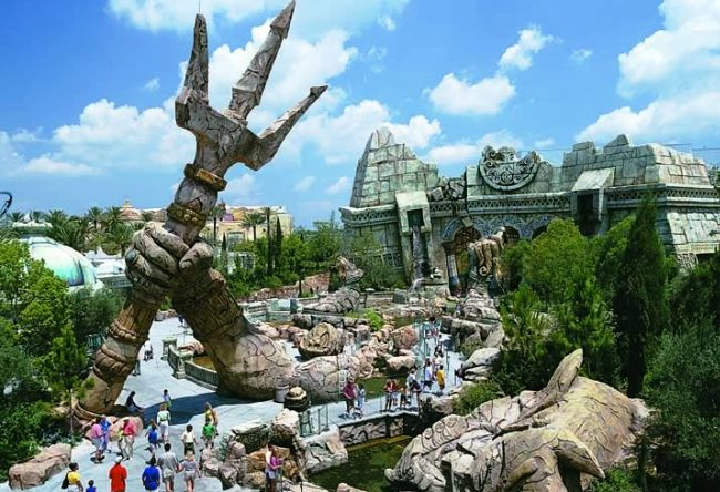 Adventure Island park Islands of Adventure 3