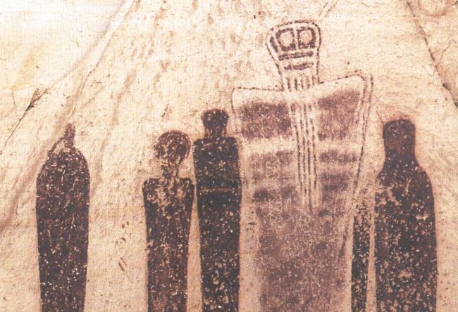 Ancient park Mesa Verde 4