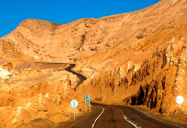 Atacama is the driest desert in the world 3