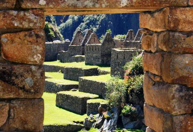 Lost Machu Picchu city 2