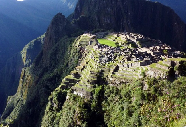 Lost Machu Picchu city 3