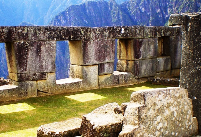 Lost Machu Picchu city 4