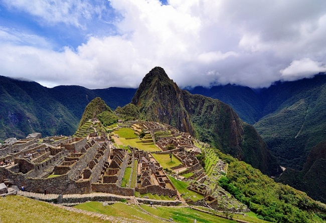 Lost Machu Picchu city 5