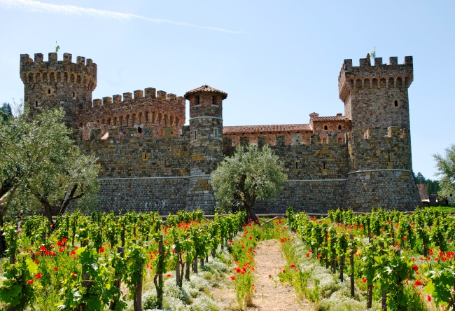 Wine tourism in California 3