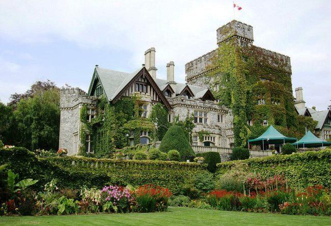Vancouver castle Hatley 3