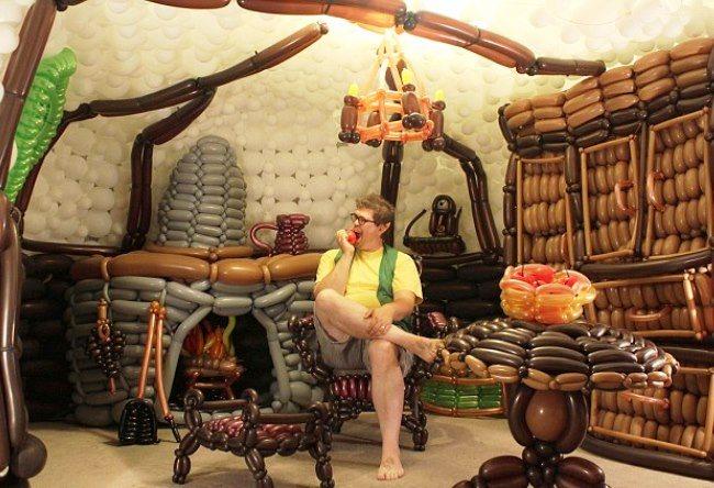 House for Bilbo Begginsa by Jeremy Telford 5