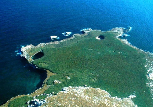 The Marietas Islands discovered by Jacques Cousteau 2