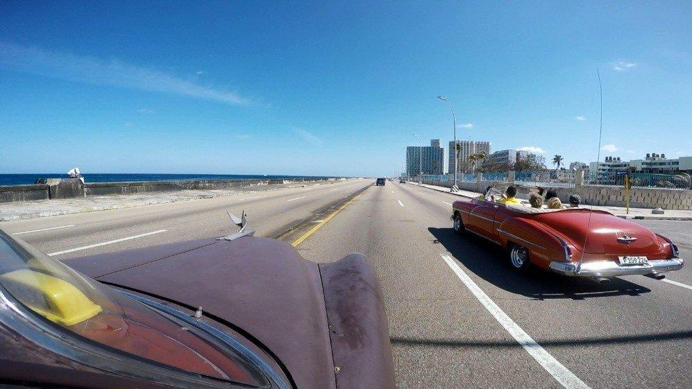 Туристическая Куба