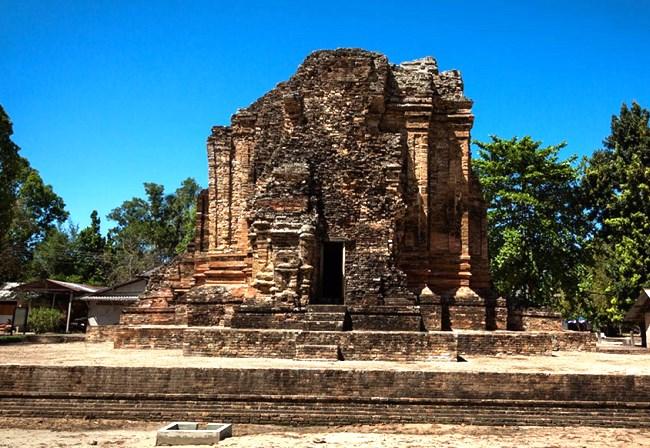 Город Кампхэнгпхет  исторический уголок Таиланда 3