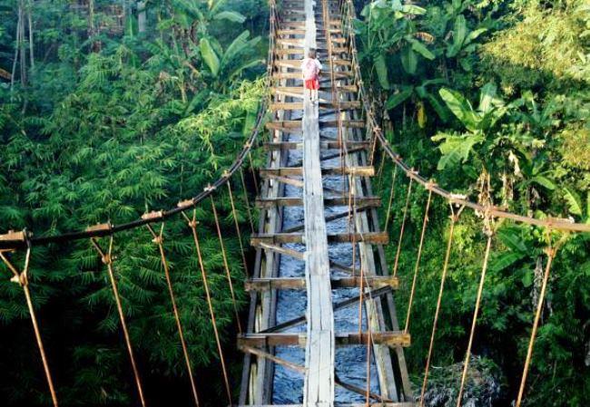 Дорога в школу на острове Ява 2