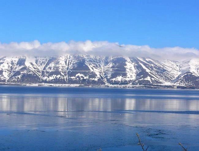 Озеро Севан – чаша богов