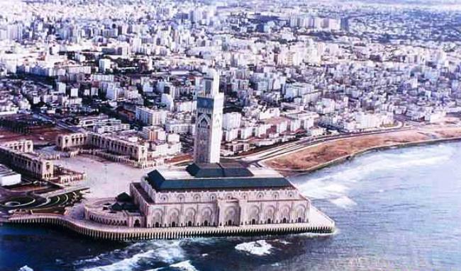 Мечеть Хасана 2: от морских глубин – до небесных высот