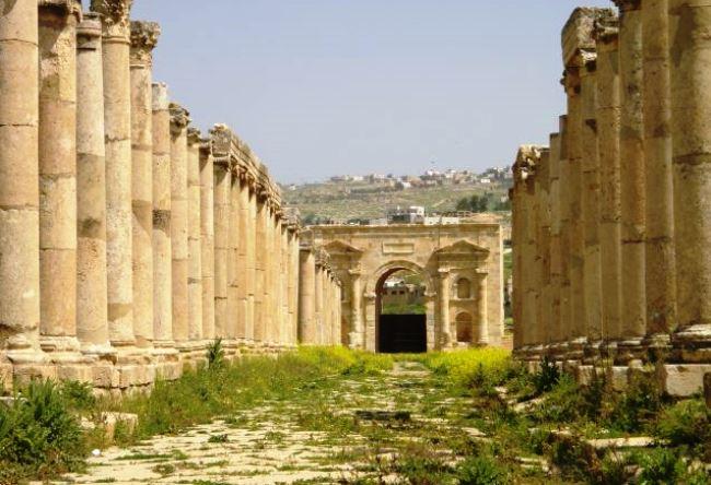 Иудейские древности или город Джераш 4