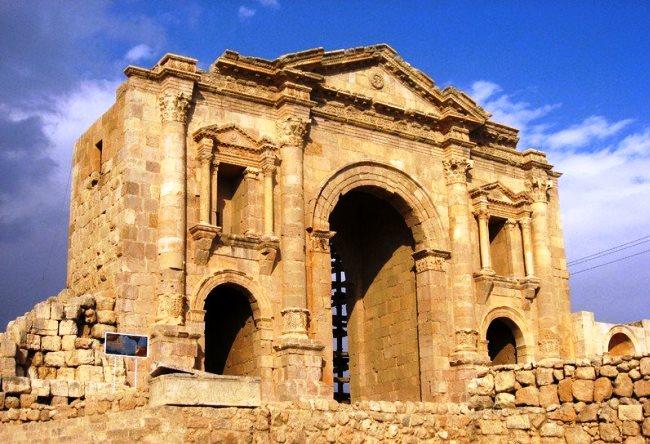 Иудейские древности или город Джераш 5
