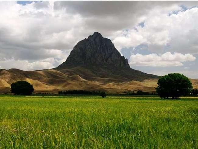 Гора Иландаг – змеиная гора в Нахичевани