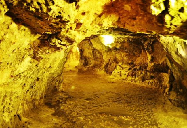 Подземный город Деринкую 2