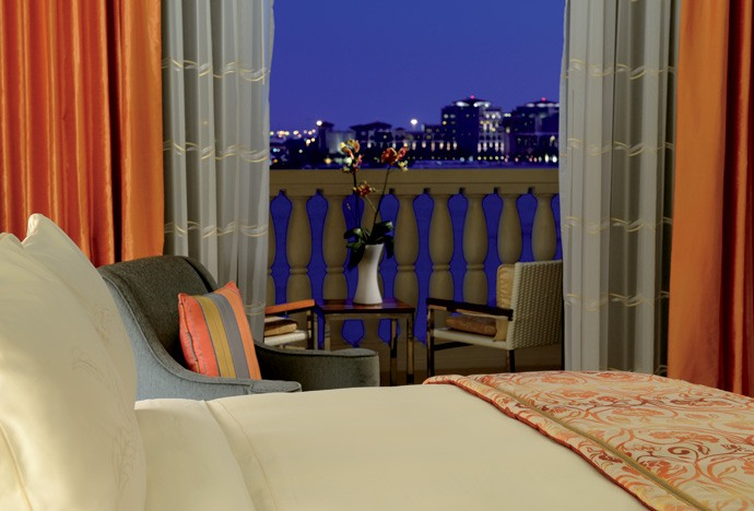 Hotel The Ritz-Carlton Abu Dhabi 1