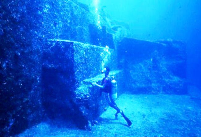 Город Йонагуни под водой 3