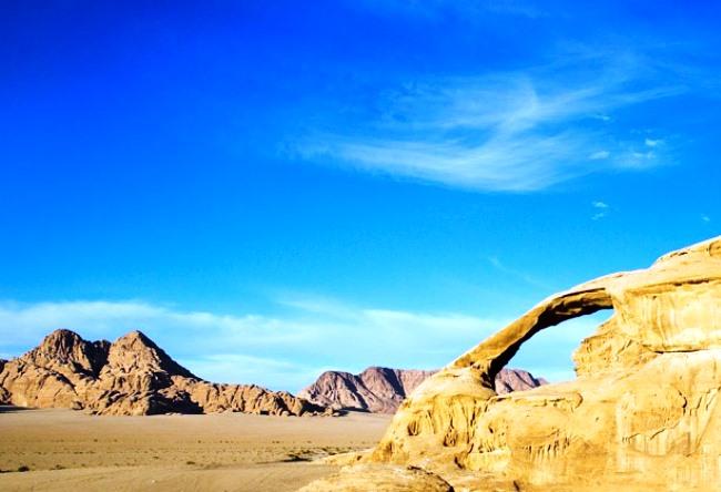 Лунная пустыня Вади Рам 2